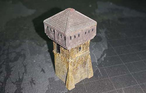Inline Tower Variant
